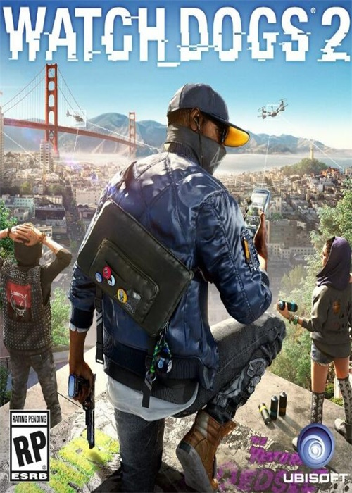 Watch Dogs 2 Uplay CD Key