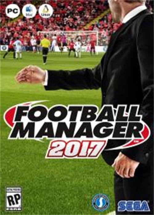 Football Manager 2017 Steam CD Key