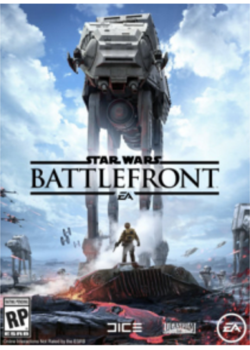 Star Wars Battlefront Ultimate Edition Origin CD Key