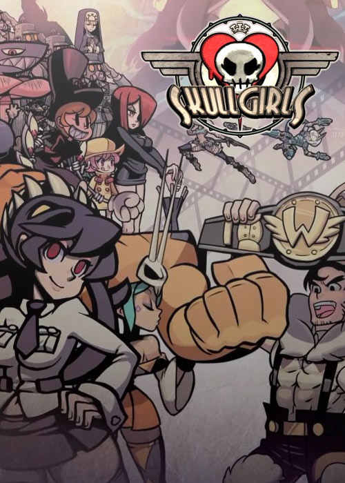 Skullgirls 2-Pack Steam CD Key