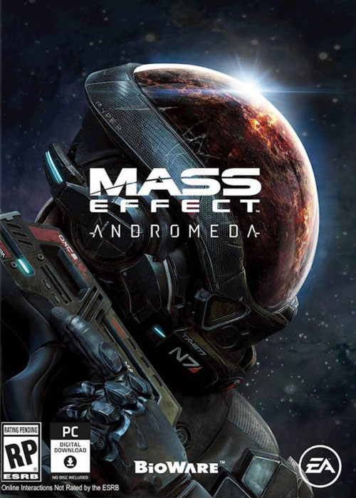 Mass Effect Andromeda Origin CD Key