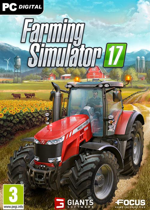 Farming Simulator 17 GIANTS CD Key Global