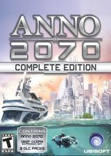 Official Anno 2070 Complete Edition Uplay CD Key