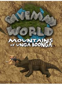 Caveman World Mountains of Unga Boonga Steam CD Key