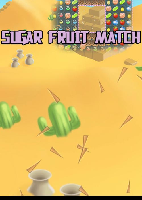 Sugar Fruit Match Steam Key Global