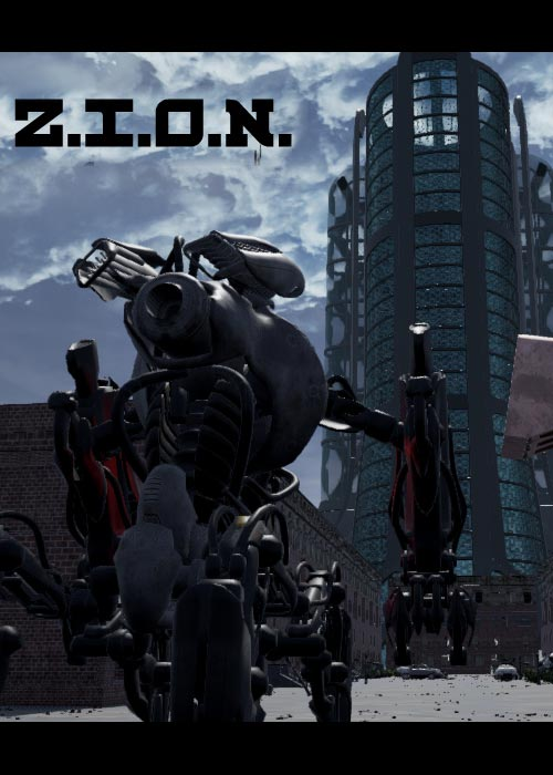 Z.I.O.N. Steam CD Key