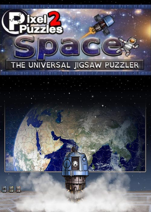Pixel Puzzles 2 Space Steam CD Key