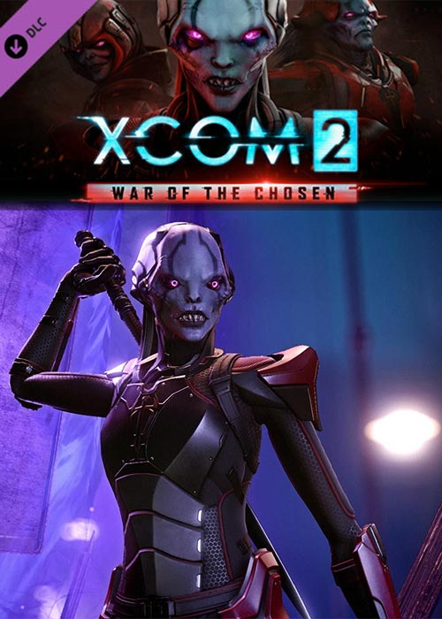 XCOM 2 War of the Chosen DLC Steam Key Global
