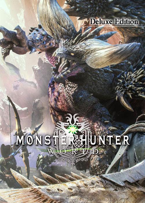 Monster Hunter: World Deluxe Edition Steam CD Key