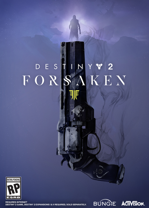 Destiny 2 Forsaken Legendary Edition Blizzard Key EU