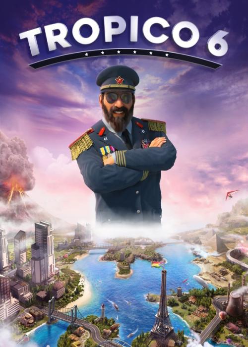 Tropico 6 Steam Key EU