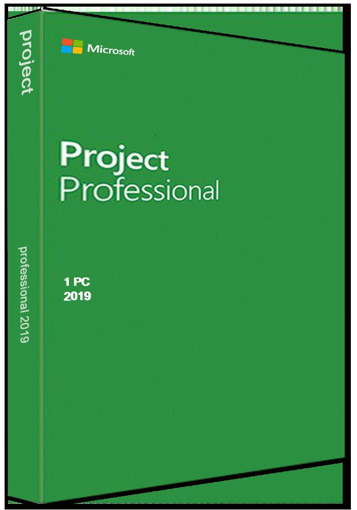 Project Professional 2019 Key Global