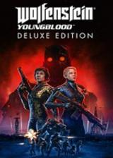 Official Wolfenstein Youngblood Deluxe Bethesda Key EU
