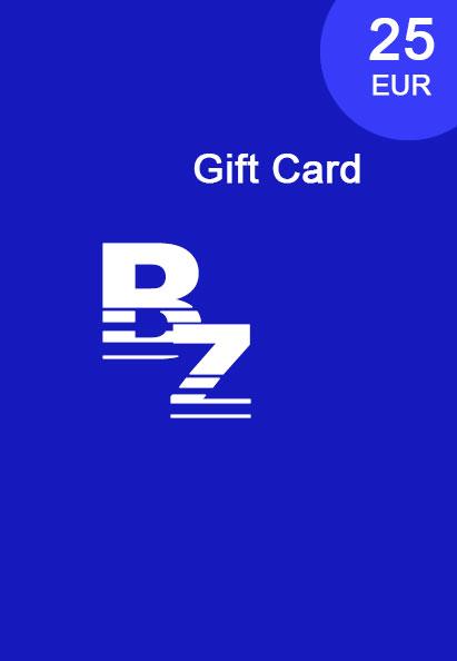 BZ Gift Card 25 EUR