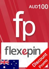 Official Flexepin Voucher Card 100 AUD