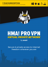 Official HMA Pro VPN 5 Devices 1 Year Key Global