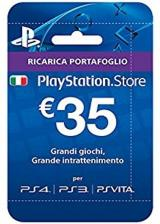 Official Play Station Network 35 EUR Italy