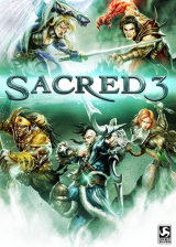 Official Sacred 3 Steam CD Key