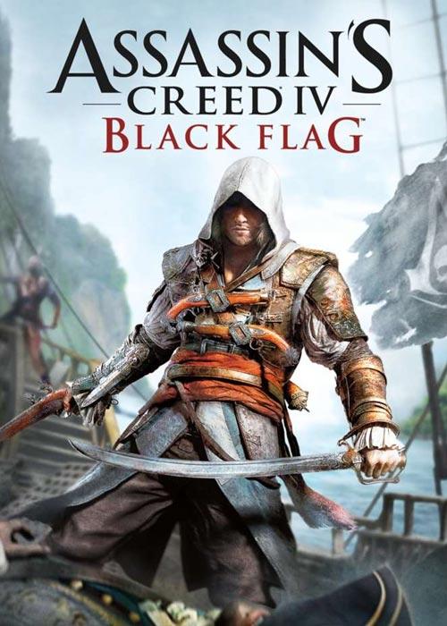 Assassin's Creed IV Black Flag Uplay CD Key