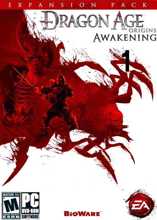 Dragon Age: Origins Awakening Origin CD Key