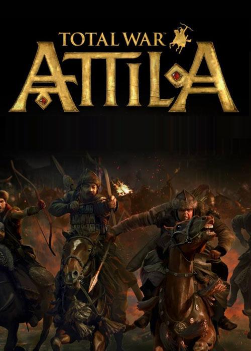 Total War Attila Steam CD Key