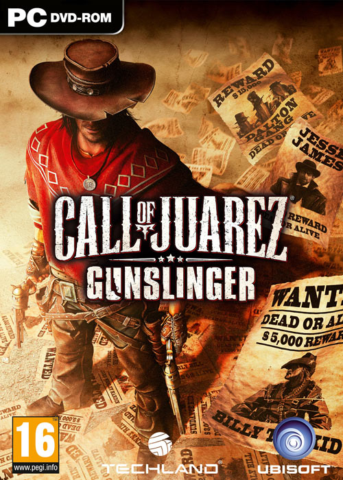 Call of Juarez: Gunslinger Steam CD Key