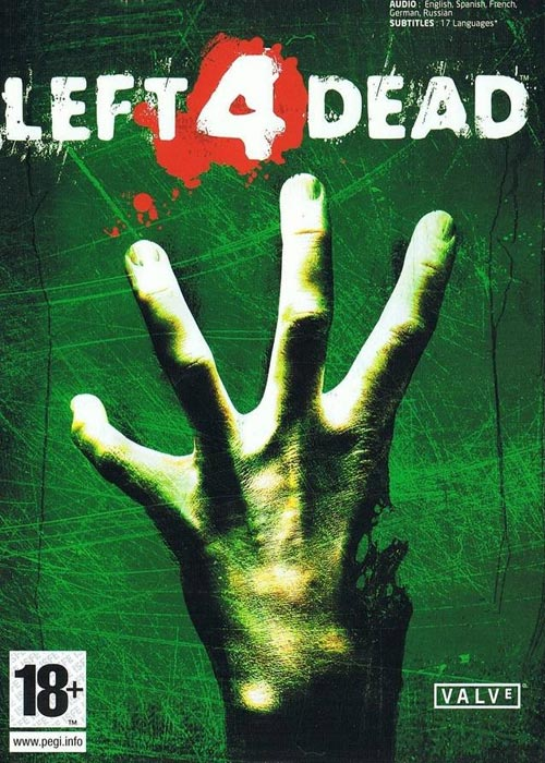 Left 4 Dead Bundle Steam CD-Key