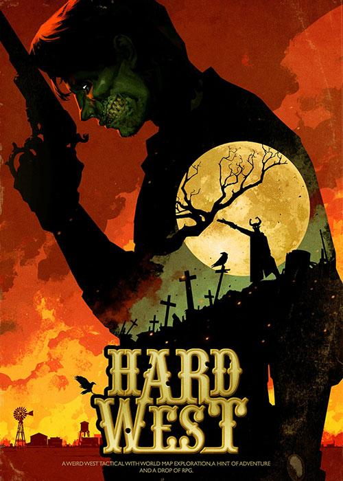 Hard West Steam CD-Key