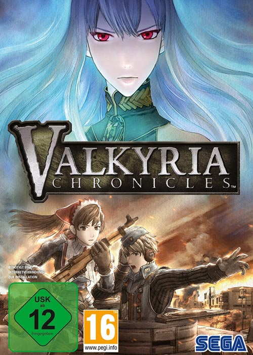 Valkyria Chronicles Steam CD Key