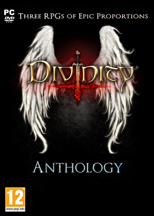 Divinity Anthology CD KEY STEAM GLOBAL