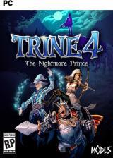 Official Trine 4 The Nightmare Prince Steam Key