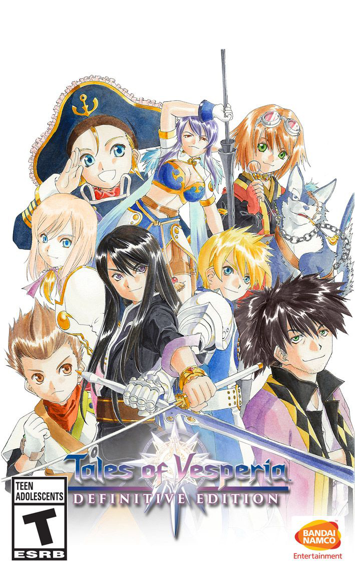 Tales of Vesperia: Definitive Edition Steam Key Global